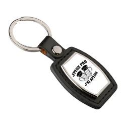 Porte clés Je peux pas j'ai apéro
