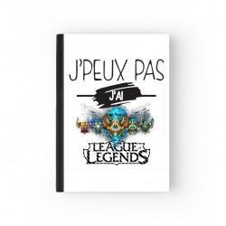 Cahier Bloc Notes League Of Legends