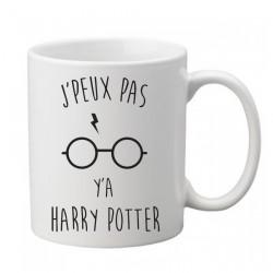 Mug j'peux pas y'a Harry Potter - Tasse
