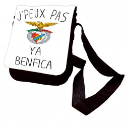 Sac J'peux pas y'a Benfica en bandouilière