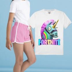 Pyjama Crazy Licorne fortnite - Tenue complète