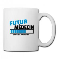 Mug futurs médecins cadeau après examen - Tasse