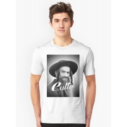 t-shirt Louis de funes x Rabbi jacob Culte - Homme