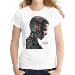 T-Shirt Stranger Things - Femme
