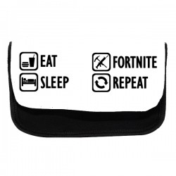 Trousse Eat sleep repeat fortnite