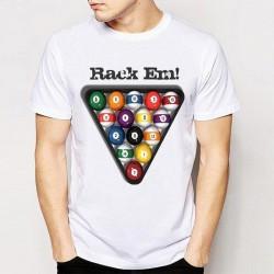 T-shirt billard - cadeau homme