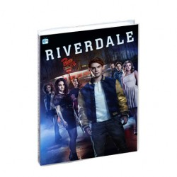 Agenda Riverdale scolaire 12x17cm - 1 jour par page idéal collège / lycée