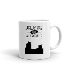 Mug je Peux Pas je Vais à la Rochelle  - Tasse en céramique café