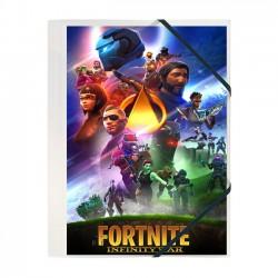 Chemise à rabat Fortnite x Avengers A4