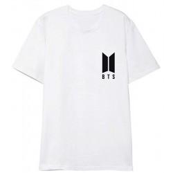 T-Shirt Bangtan Boys Femmes BTS élégance