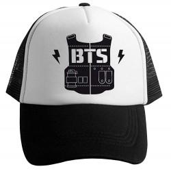 Casquette K-pop BTS - 8 couleurs à choisir