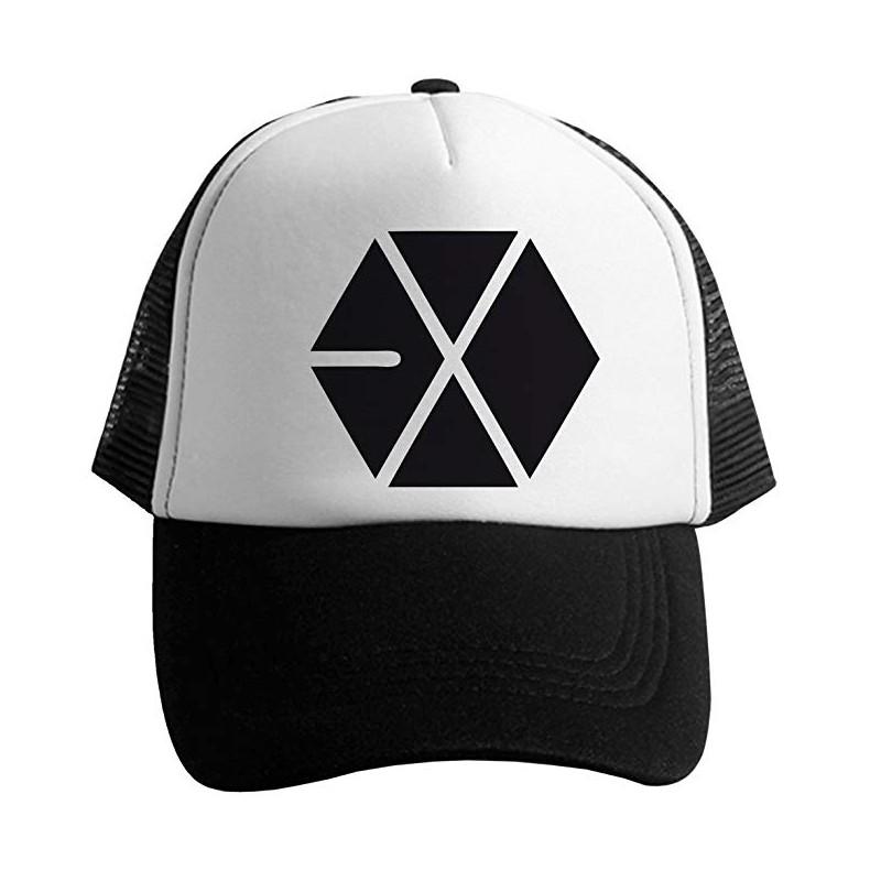 Casquette K-pop EXO- 8 couleurs à choisir