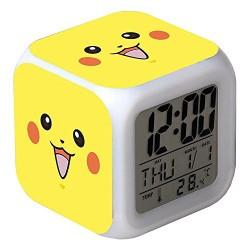 Réveil Numérique Pikachu