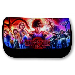Trousse Stranger Things - scolaire, trousse à crayons ou à maquillage