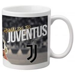 Mug Cristiano Ronaldo Juventus - Tasse