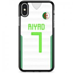 Coque Algérie Domicile - Nom et Numéro Personnalisable pour votre téléphone portable