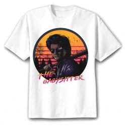 T-shirt Le babysitter Stranger Things