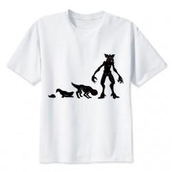T-shirt Demorgogon Evolution Stranger Things