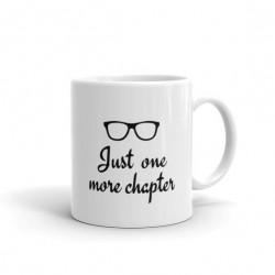 Mug just one more chapter - Tasse