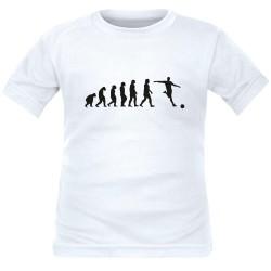 T-shirt Football évolution - Homme