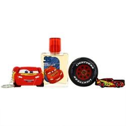 DISNEY - Coffret cars avec Parfum 50ml + bracelet + yoyo + porte clé