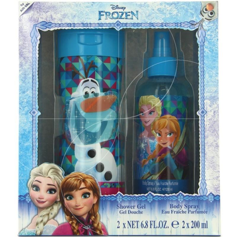 Disney - Coffret Reine des neiges Gel douche + Eau fraîche parfumée - 2x200ml
