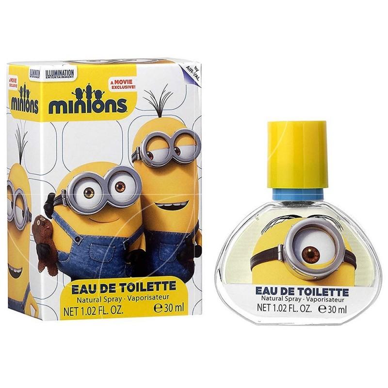 Minions - Eau de Toilette Minions - 30ml Parfum enfant