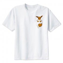 T-shirt Evoli Pocket - Taille adulte et enfant