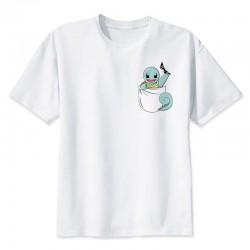 T-shirt Bulbi turtle Pocket - Taille adulte et enfant