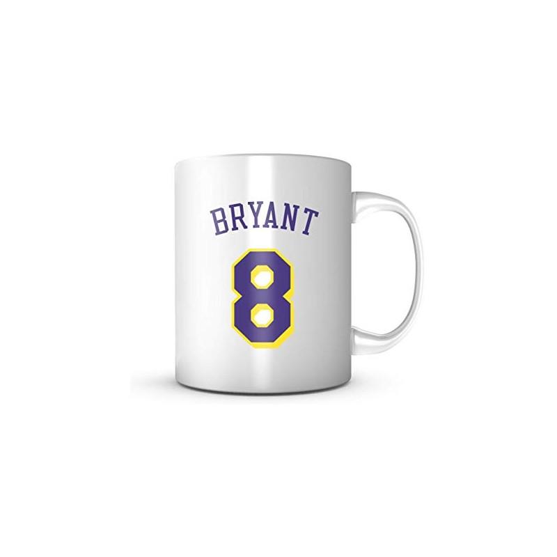 Mug Kobe Bryant 8 / tasse