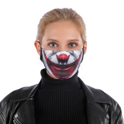 Masque Clown alternatif - Protection du visage