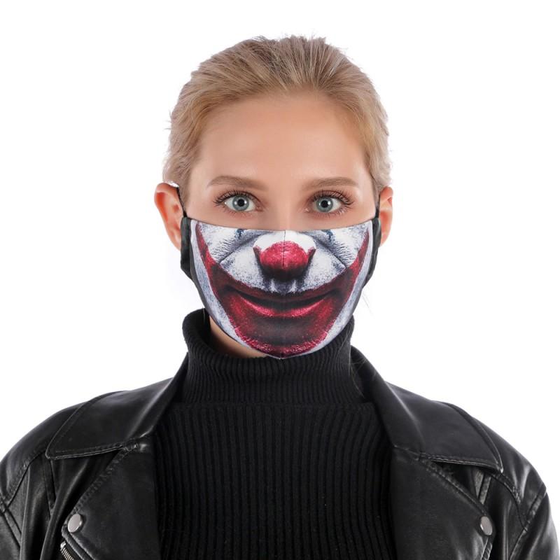 Masque Clown alternatif - Protection du visage