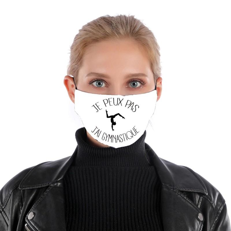 Masque Je peux pas j'ai gymnastique - Protection du visage