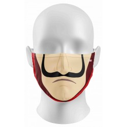 Masque en tissu Casa de papel - Protection du visage masque barrière