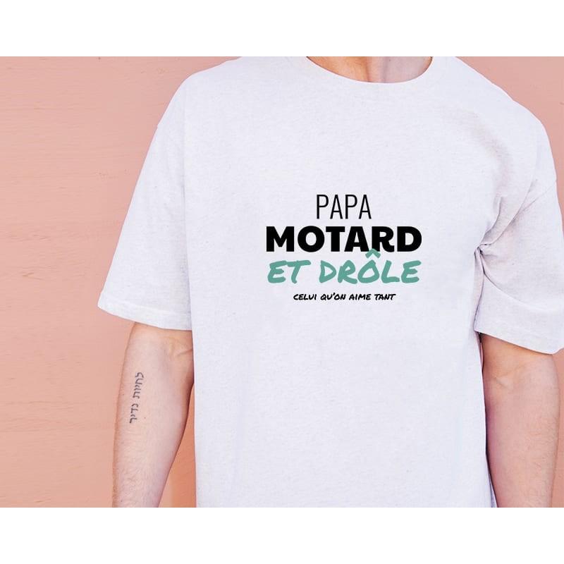 T-shirt Blanc Homme Personnalisable - Avec Style