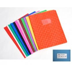 Protège cahier petit format 17x22cm