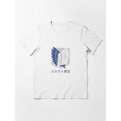 T-Shirt Titan embleme bataillon d'exploration - homme et enfant