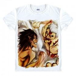 T-Shirt  Titan Assaillant vs Titan Cuirassé - homme et enfant