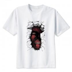 T-Shirt Titan Crack Hello - homme et enfant