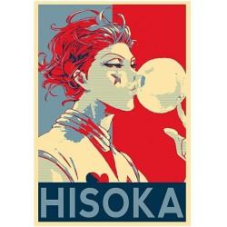Affiche Hisoka - Poster hunter x hunter propaganda