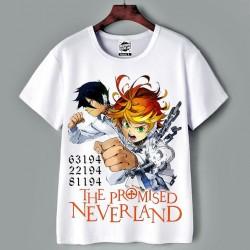 T-Shirt promised neverland - homme et enfant