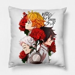 Coussin promised neverland - Housse + taie d'oreiller