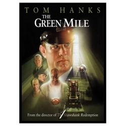 Affiche la ligne verte - Poster green mile