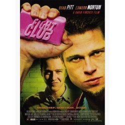 Affiche fight club - Poster