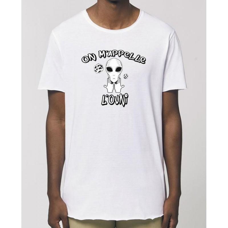 T-Shirt on m'appelle l'ovni - homme & enfant
