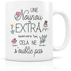 Mug Nounou extra - Tasse