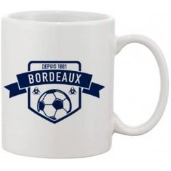 Mug Club de Foot - Bordeaux - Tasse