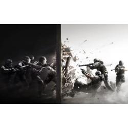 Affiche Rainbow Six Siege - Poster avec cadre tableau