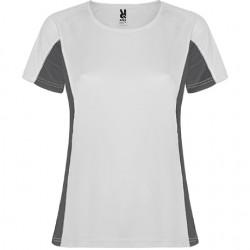 Maillot bicolor Blanc et noir - Femme Adulte