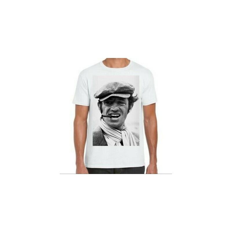 T-Shirt Belmondo Cigare hommage - Adulte et enfant
